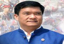 Photo of Arunachal CM files defamation case against Samchung Flago