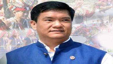 Tage Dule death case- Khandu wrote letter to Yogi Adityanath and Piyush Goyal