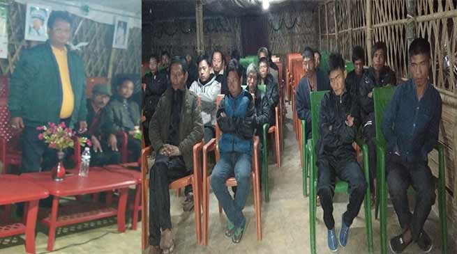 Arunachal: Wangham visits Opium De Addiction and Rehabilitation centre