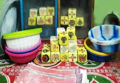 Itanagar police seizes gambling items from various places
