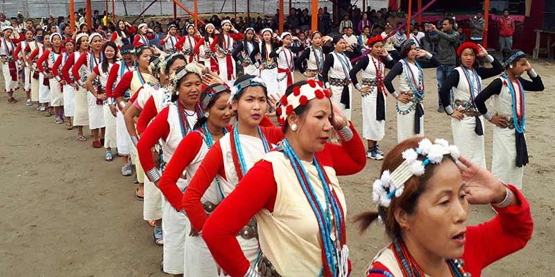 Arunachal:Nyishi community celebrates Nyokum Yullo at Hollongi