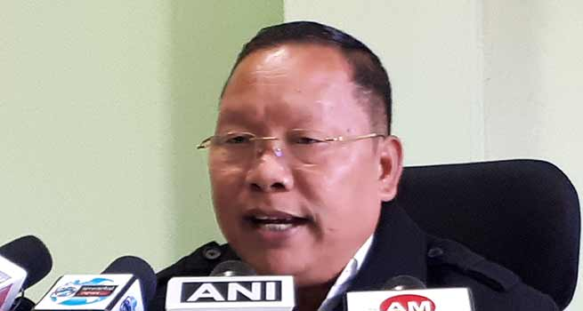 Arunachal: Trans-Arunachal Highway is a gift of UPA- Takam Sanjoy
