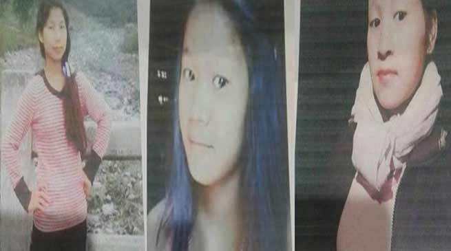 Arunachal : Four Missing girls of Wakro found in South India
