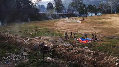 Itanagar: Administration clean IG Park