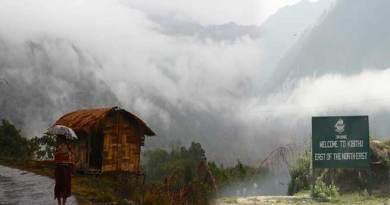 Arunachal Governor BD Misra visits Kibithu