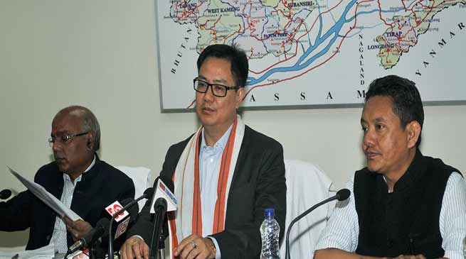 Arunachal: 18 villages along China Border will be develop as Model Village