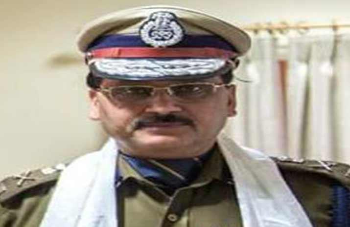 Arunachal:SBK Singh assume as new DGP of Arunachal Pradesh