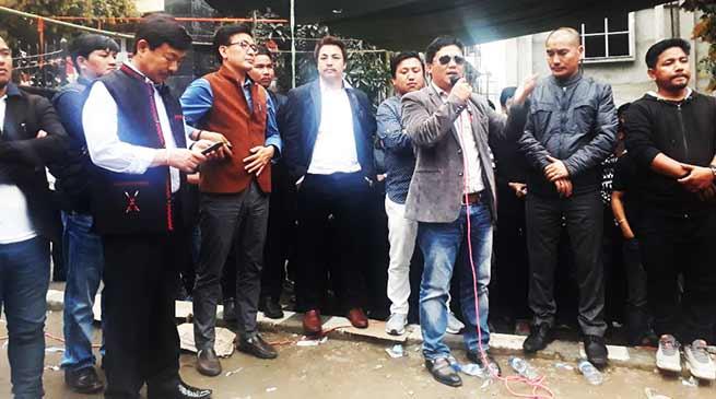 Arunachal: Tapir appeals NERIST student to withdraw their strike