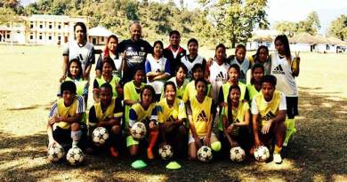 Arunachal: Football Training camp held in Pasighat