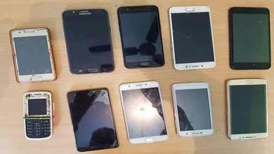 Itanagar: Capital Police recover 10 nos of cell phone