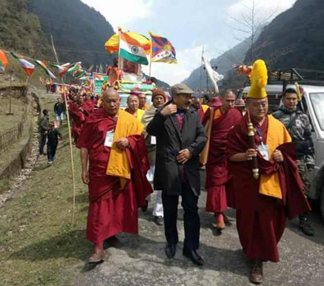 Only India has tolerance for other religions: Dalai Lama
