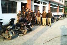 Photo of Itanagar police nabbed Bike lifters, recovered 11 two wheelers