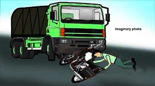 Itanagar: Girl student dies, 2 injured after scooty skids off