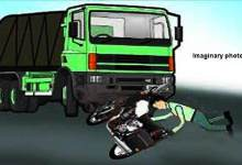 Itanagar: Girl student dies, 2 injured after scooty skids off
