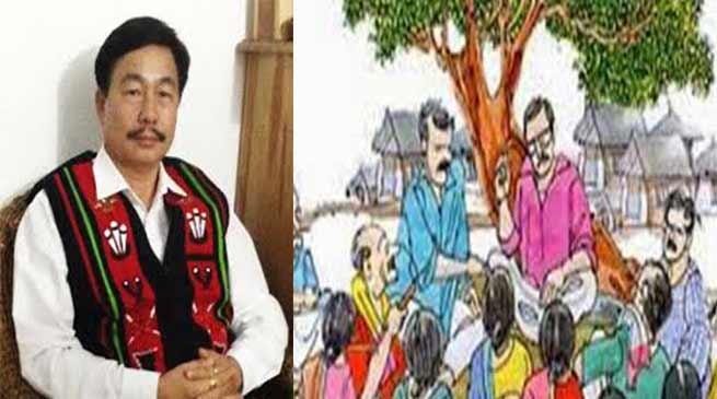Arunachal: Tapir Gao welcomes passing of Panchayati Raj Amendment Bill