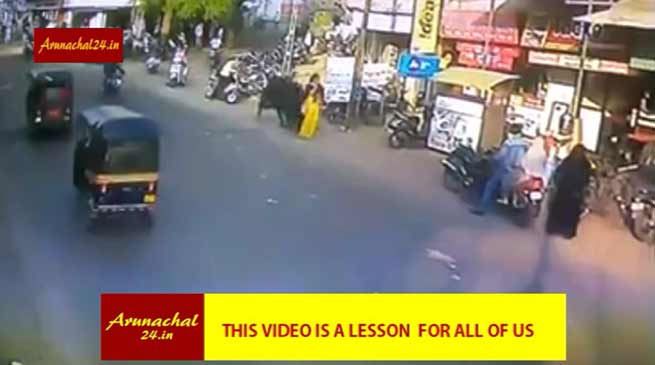 VIRAL VIDEO- lesson for all of us