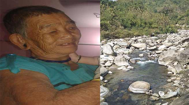Arunachal: Body of woman found on Railway Track and An unidentified body found in Senki river