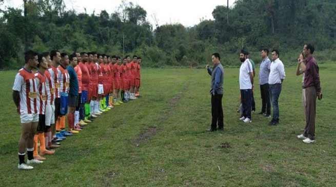 Arunachal: Capital Police observe 12th Civil Service Day