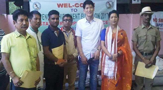 Arunachal : APST Itanagar felicitatessincere and dedicated staff