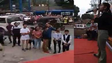 Arunachal:  Road show for Arunachal Young Singing Star