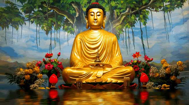 Buddha Purnima : the most sacred day in the Buddhist calendar