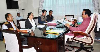 Arunachal: Expedite the process of 'Ease of Doing Business- Chowna Mein