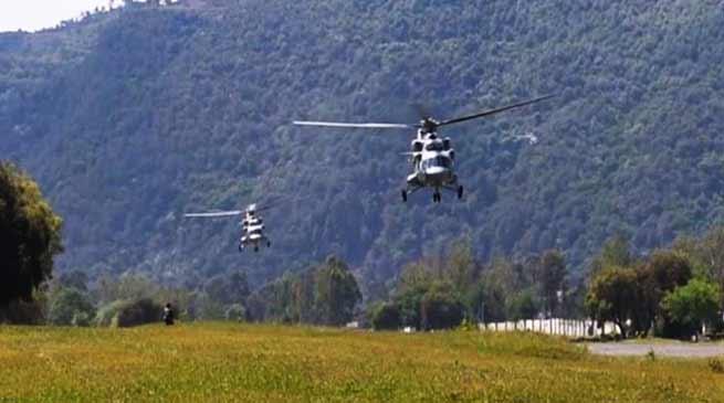 Exercise Gaganshakti-2018: Massive IAF exercise on ALG operations