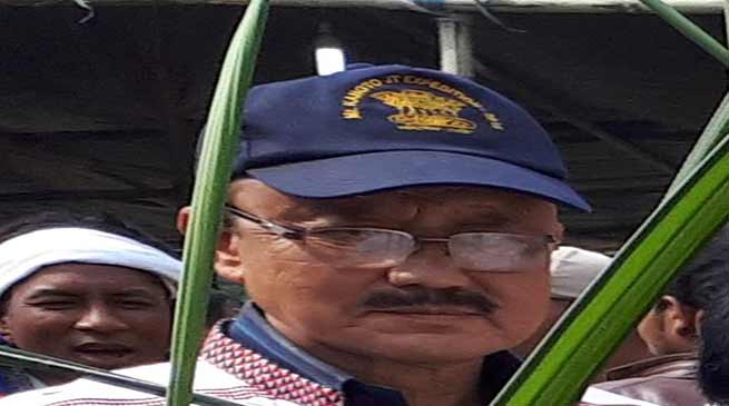 Arunachal : Former ADG Nabin Payeng appointed as Advisor to Police Department