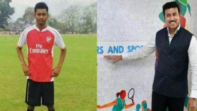 Photo of Assam : Sports ministry help for ailing Guwahati footballer Sumit Rabha