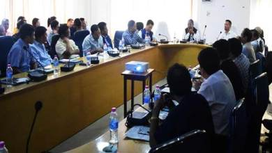 Photo of Itanagar: State level review meeting of Swachh Bharat Mission held