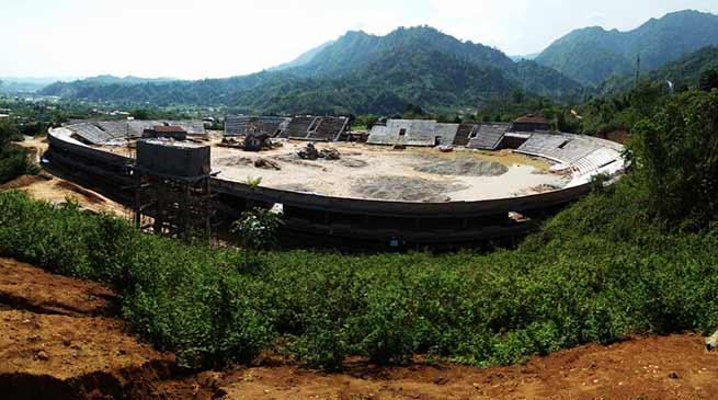 Arunachal: State still waiting for a outdoor stadium