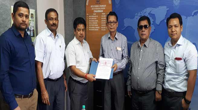 """Arunachal: Agreement for research on """" Black Apong, Chang"""""""