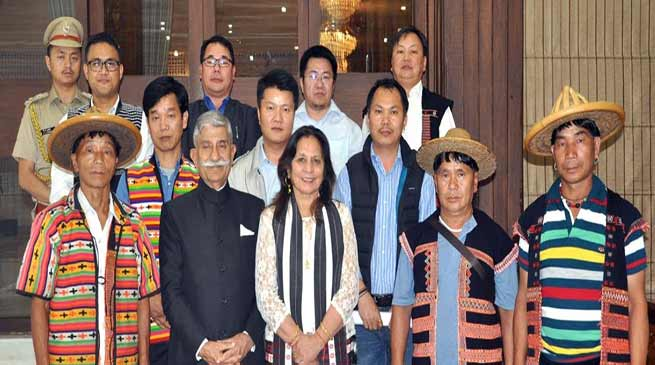 Arunachal Governor concerned about the high rate of suicide in the Mishmi community