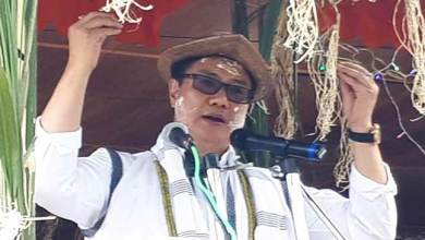 Photo of Arunachal : Rijiju appeal the people to cooperate for construction of Potin-Pangin TAH