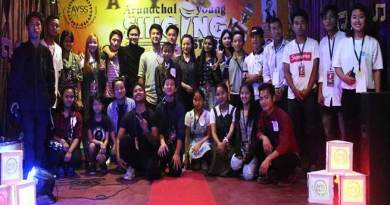 Arunachal :  Mega audition of Arunachal young singing stars begins