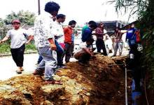 Photo of Itanagar : Admin inspect drainage system in Niti Vihar-Senki Park area