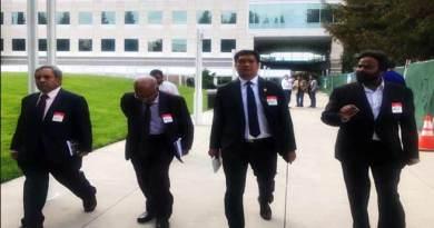 Arunachal CM Pema Khanu visits PayPal HQ at San Jose