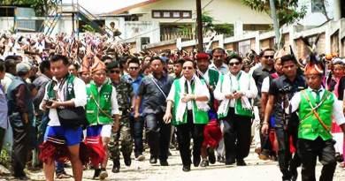 Arunachal : Tutsa Community celebrates Pongtu festival
