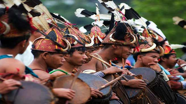Arunachal : Khandu greets to Tutsa community on Pongtu festival