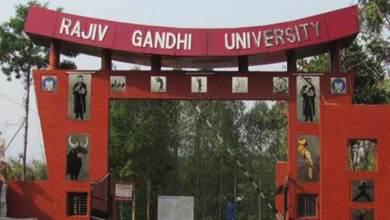 Photo of Arunachal: RGUSU opposed terminal semester examinations