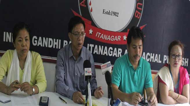 Arunachal:  CoSAAP  implementation of revised allowances as 7th CPC.