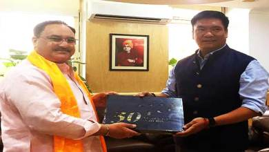 Photo of Arunachal: Khandu meets MCI President Dr Jayshree Mehta, Medical College will start soon