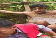 Photo of Nagaland: Rape accused beaten and paraded naked