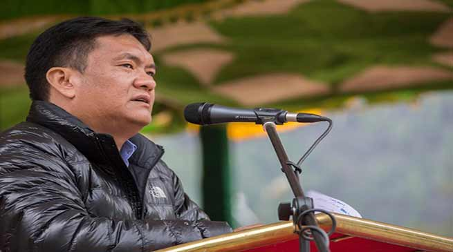 Arunachal: State Revenue generation increased compared to previous Govt- Pema Khandu