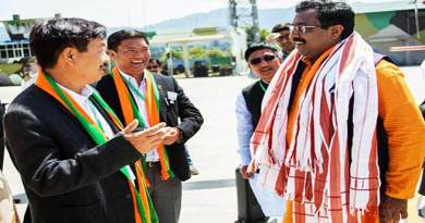 Arunachal: State BJP is one of the most performing unit in the country- Ram Madhav