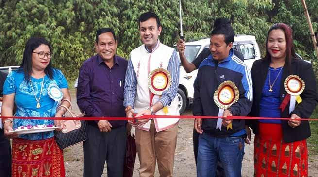 Itanagar: Bamboo is as gold for Arunachal- Prince Dhawan