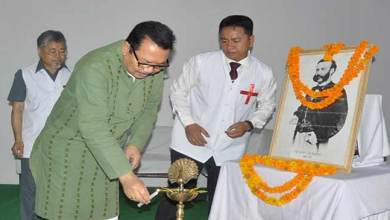 Photo of Arunachal: World Red Cross Day celebrated