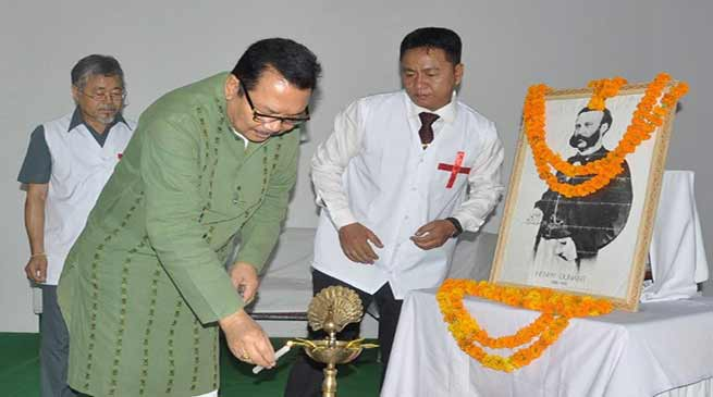 Arunachal: World Red Cross Day celebrated