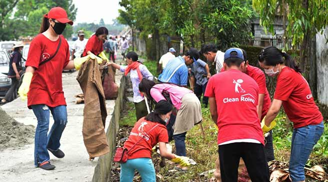 Arunachal: Himalayan Cleanup drive to clean Roing town   Arunachal24 in