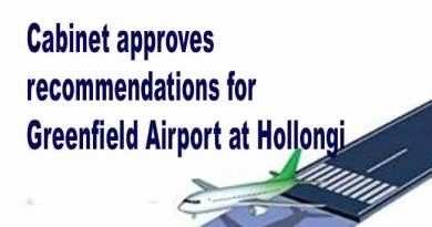 Arunachal: Cabinet approves recommendations of Greenfield Airport at Hollongi